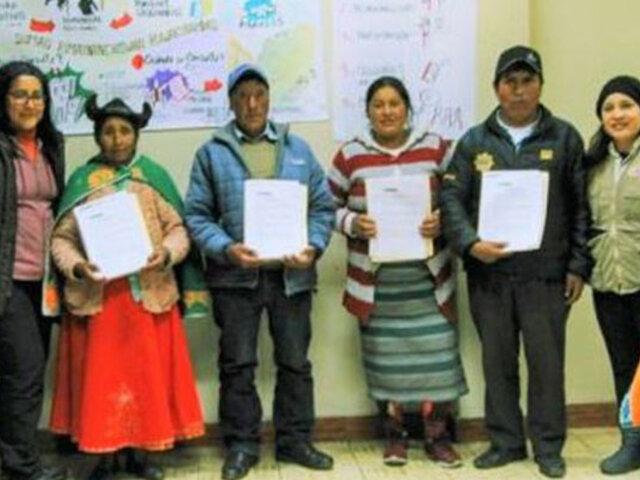 Enseñan quechua a servidores públicos de Cusco, Apurímac y Ayacucho