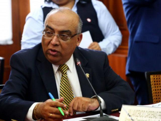 Congreso habría pagado viáticos de viaje del legislador Villavicencio a España