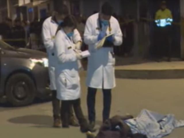 SMP: Depincri investiga asesinato de taxista y pasajero
