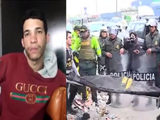 """Venezolano da detalles del crimen en SMP: """"Nunca dieron la plata de la droga"""""""