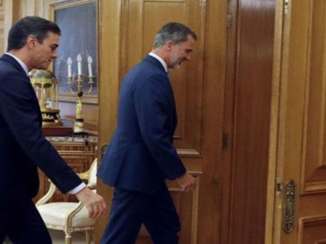 España: rey convoca a elecciones por cuarta vez en cuatro años