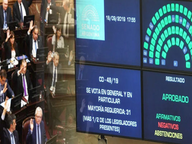 Argentina: Congreso declara Emergencia Alimentaria hasta 2022
