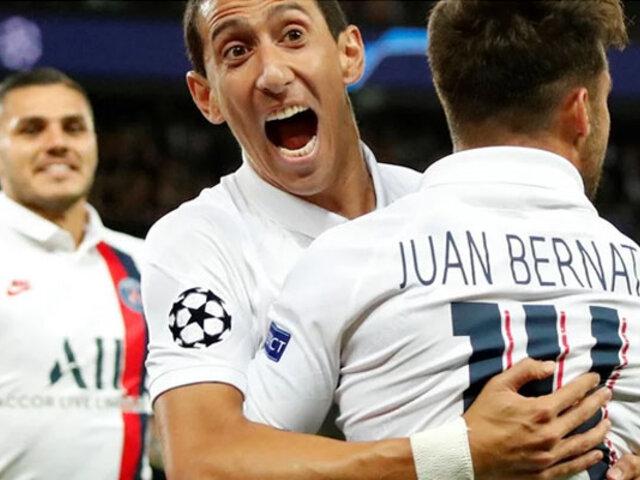 Real Madrid cae goleado ante el PSG en París
