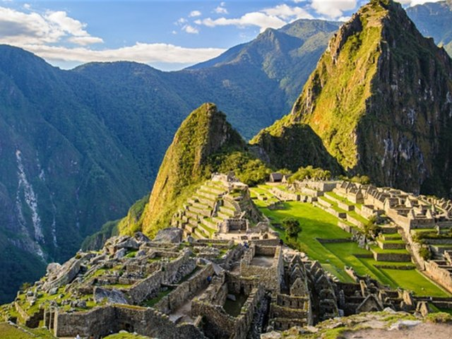 Machu Picchu entre los destinos perfectos para visitar en 2020