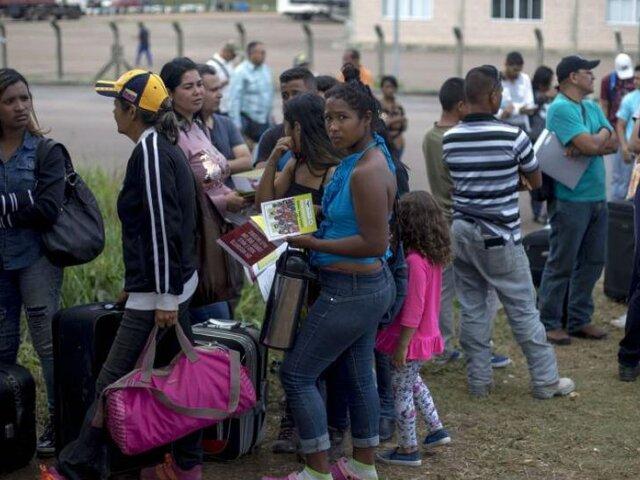 Brasil: detienen a empresario sospechoso de explotar a inmigrantes venezolanos
