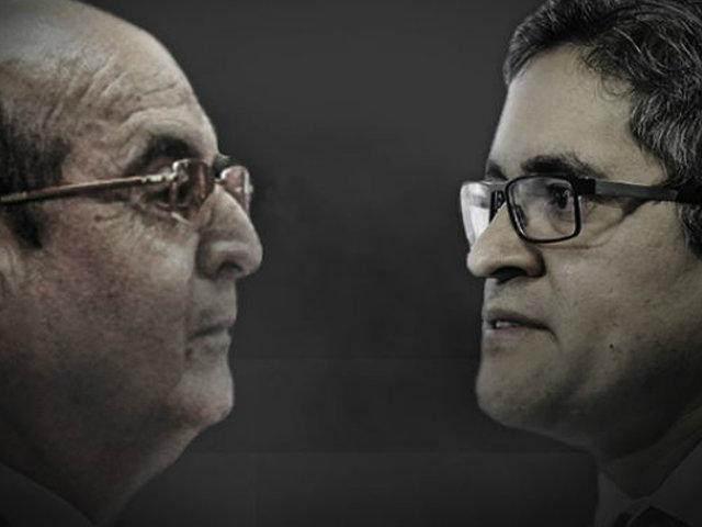Fuerza Popular rechaza entrevista de fiscal Pérez a Montesinos