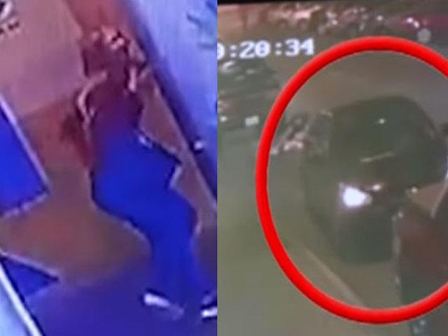 Lince: desatan balacera para asesinar a mujer en puerta de hostal