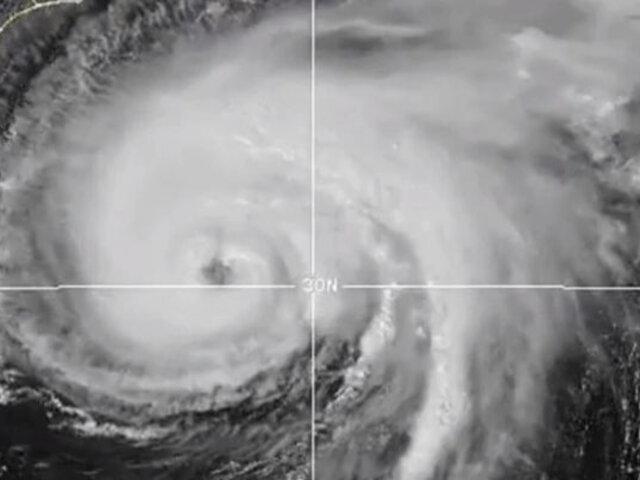 Huracán Humberto afecta a Bermudas y deja a más de 15 mil hogares sin electricidad