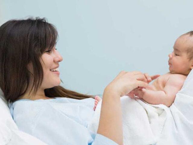 Estudio revela que bebés nacidos por cesárea tienen más microbios potencialmente peligrosos