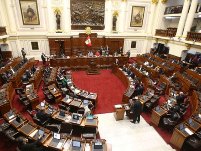 Tribunal Constitucional: Congreso anuncia que este lunes 30 elegirán a nuevos magistrados