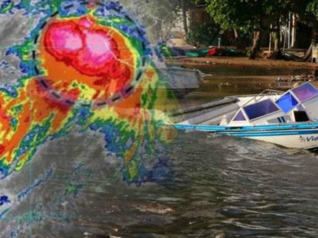 "México: huracán ""Lorena"" golpea Jalisco y Colima"
