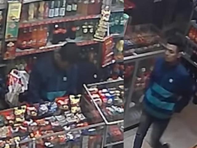 Cercado: robó más de S/.5 mil de bodega en la que trabajaba desde hace cuatro días
