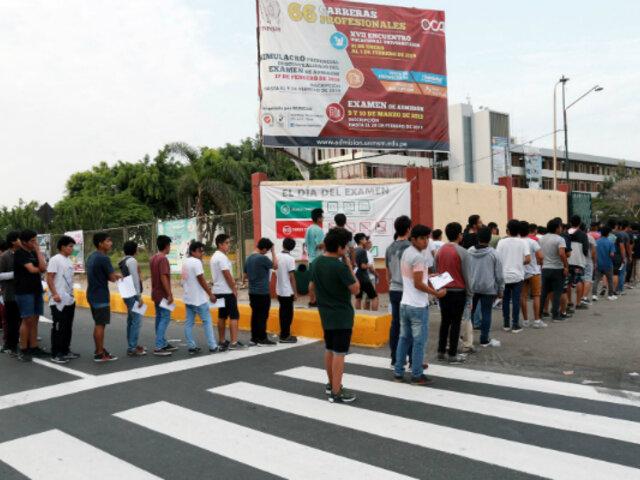 Rector de San Marcos pide a MML reconstrucción inmediata de cerco perimétrico