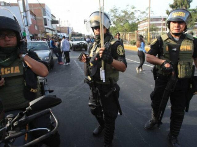 Loreto: amplían estado de emergencia por incremento de delitos