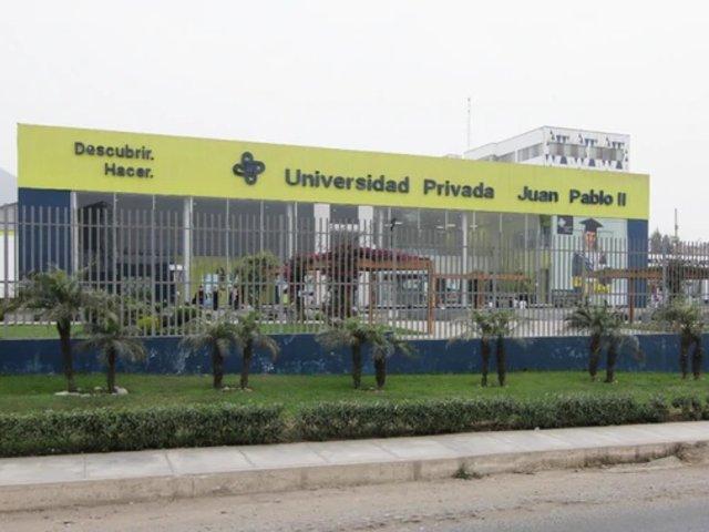 Sunedu deniega licencia a universidad vinculada a Joaquín Ramírez