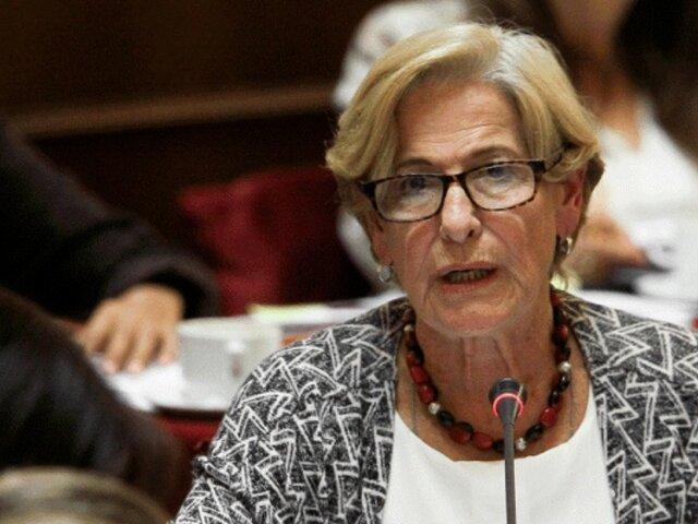 Susana Villarán: aprueban incrementar la reparación civil a US$ 20 millones por casos Odebrecht y OAS