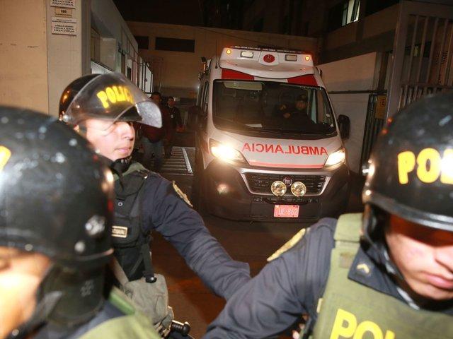 Keiko Fujimori recibió alta médica de Clínica Centenario