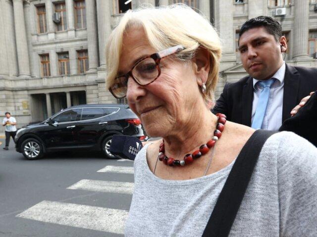 Coronavirus en Perú: Susana Villarán pide liberación por posible contagio de covid-19