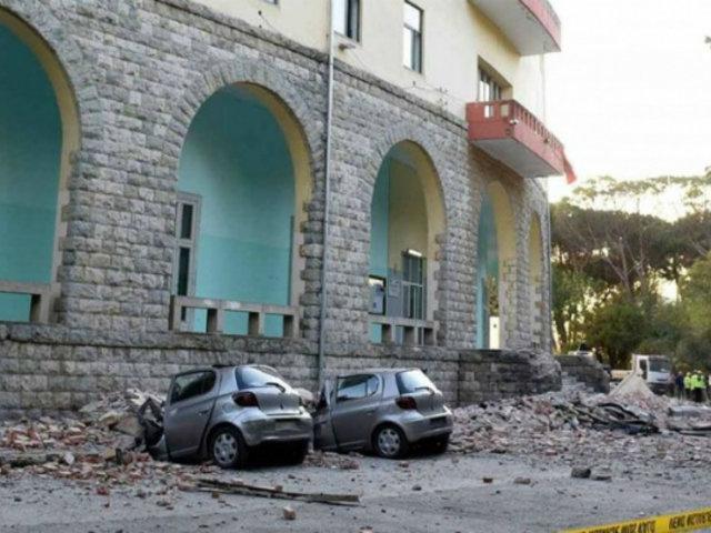 Albania: hospitalizan a 52 personas luego de doble sismo