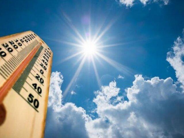 Senamhi: altas temperaturas continuarían hasta primeros días de marzo