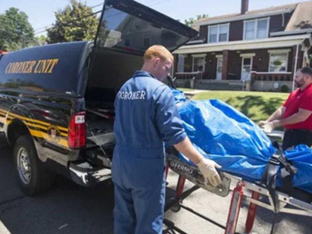 EEUU: sobredosis masiva deja 3 muertos y 4 hospitalizados en estado grave