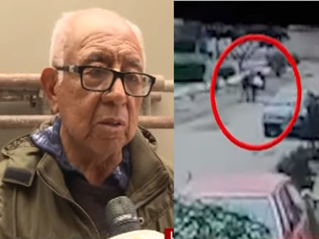 Los Olivos: anciano fue secuestrado por extranjeros que ingresaron a robar a su vivienda