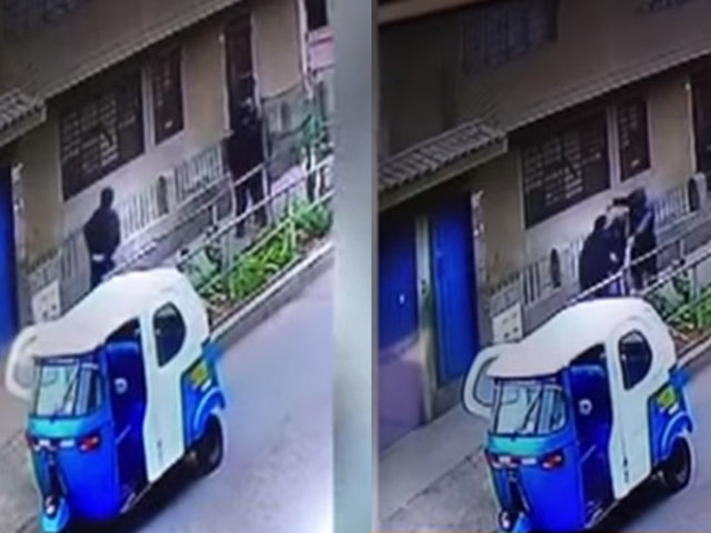 Comas: hombre se resiste a robo hasta que lo encañonan