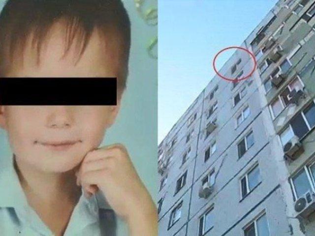 Ucrania: niño se lanza de edificio para no ser maltratado por sus padres