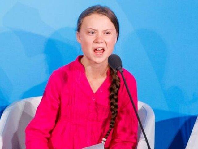 Greta Thunberg: adolescente llora e increpa a líderes mundiales durante cumbre de la ONU