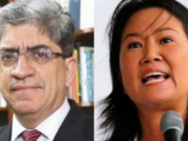 "Sardón: ""Nuevo TC debe resolver hábeas corpus de Keiko Fujimori"""