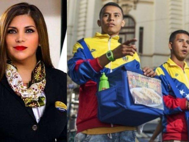 """Superintendente de Migraciones: buscamos que venezolanos puedan """"insertarse de manera productiva"""""""