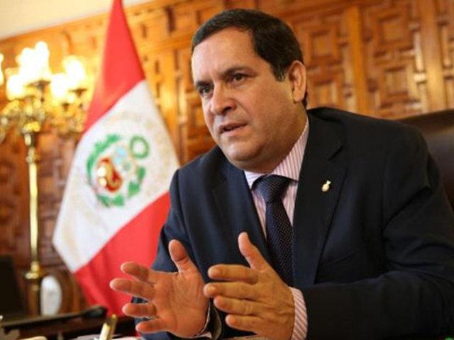 Congresista Iberico cuestiona expresiones de Vizcarra sobre elección del TC