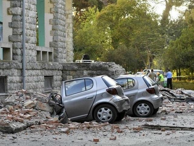 Albania: más de 340 réplicas se han producido tras sismo de 5.8 grados