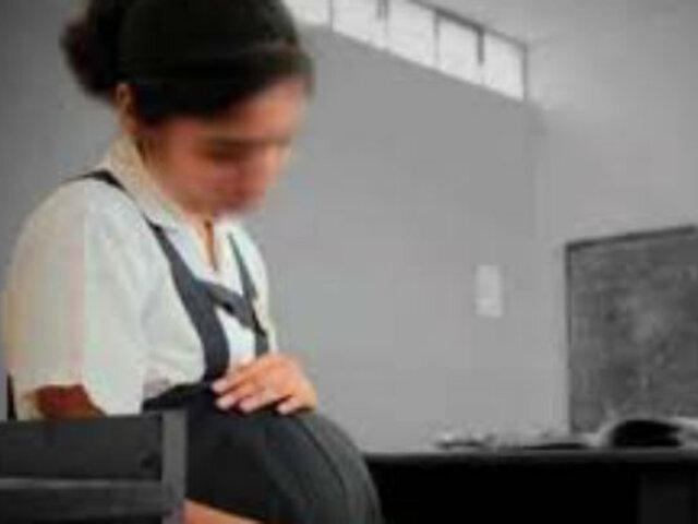 13% de adolescentes entre 15 y 19 años son madres o están embarazadas