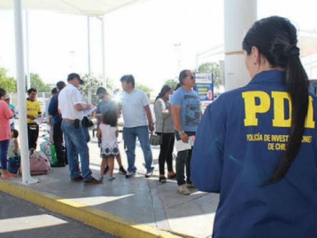 Chile: impiden ingreso de peruano que violó a menor en EE.UU.