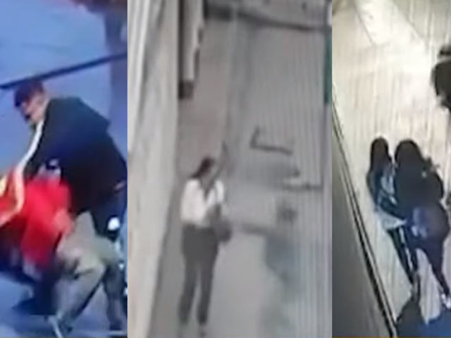 Mujeres, las más vulnerables a ser víctimas de robos en la capital