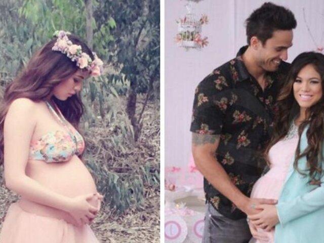 ¿Jazmín Pinedo nuevamente embarazada?