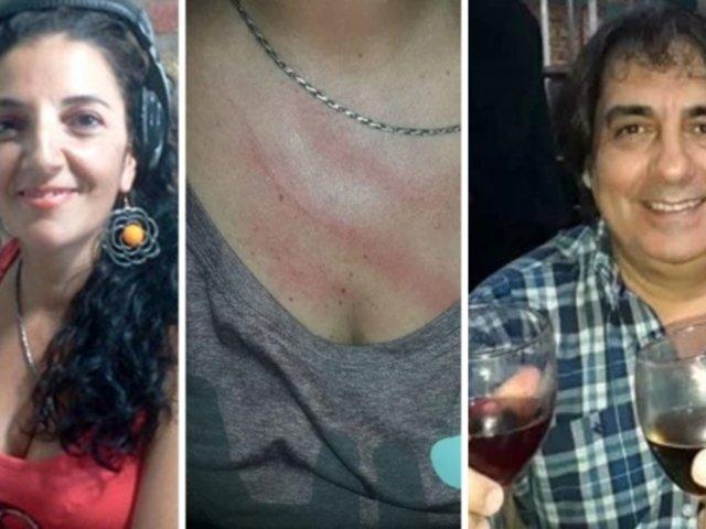 Locutora es agredida en vivo por el director de una radio