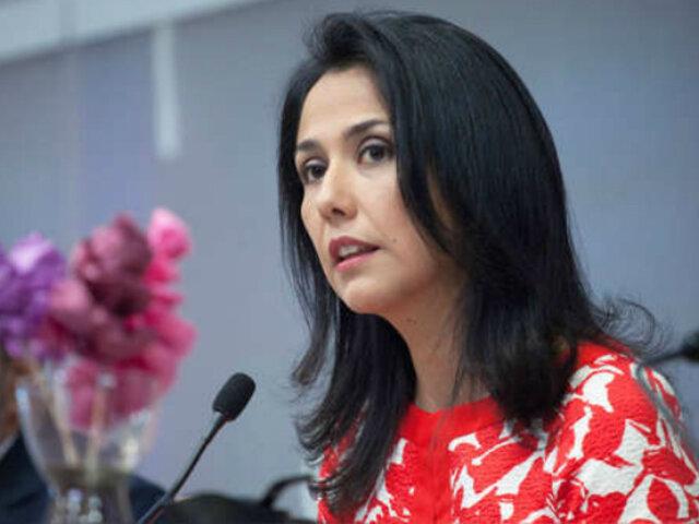 Nadine Heredia con impedimento de salida del país por caso Gasoducto Sur