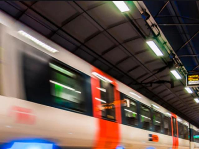 Tren de cercanías: firman contrato para elaboración de perfil