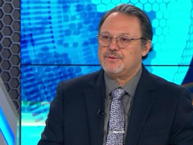 """Carlos Mesía: """"Fuerza Popular no apoyará vacancia presidencial"""""""