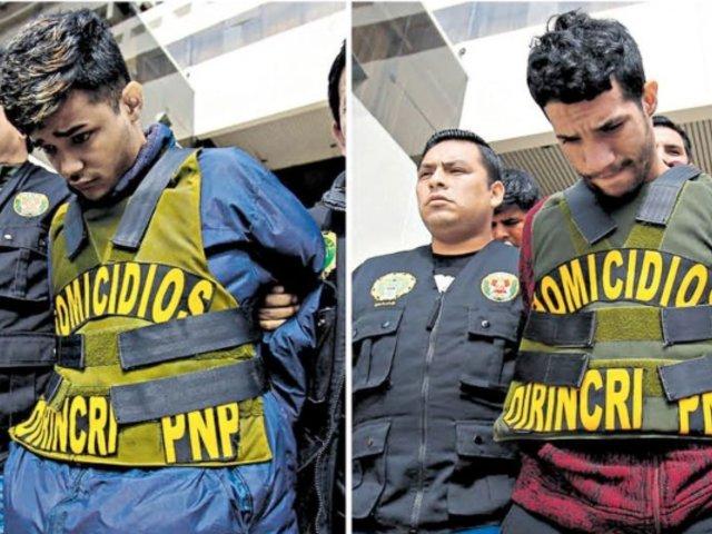Solicitan 18 meses de prisión preventiva para implicados en doble descuartizamiento