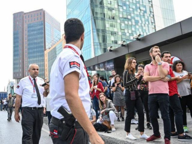 Turquía: terremoto de  magnitud 5.8 causa alarma en Estambul