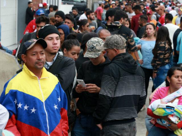El 62% de venezolanos en Perú siente rechazo, según informe
