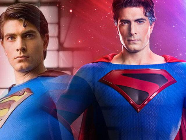 """Brandon Routh regresa como Superman en """"Crisis en Tierras Infinitas"""""""