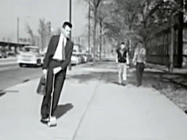 VIDEO: mira como era el scooter eléctrico en 1959