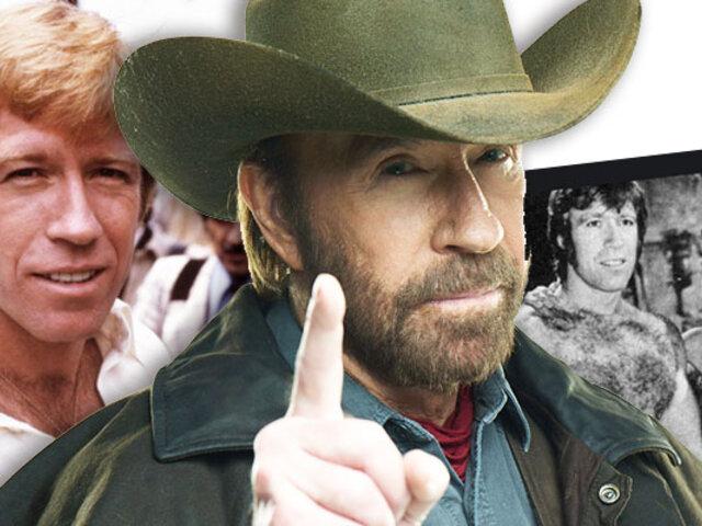 Chuck Norris: revelan la historia de su verdadero nombre