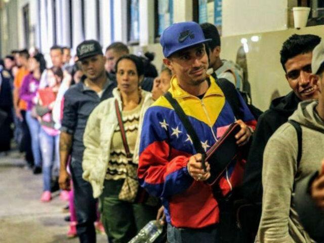 Gobierno se reunirá con Unión Europea para tratar migración venezolana en Perú