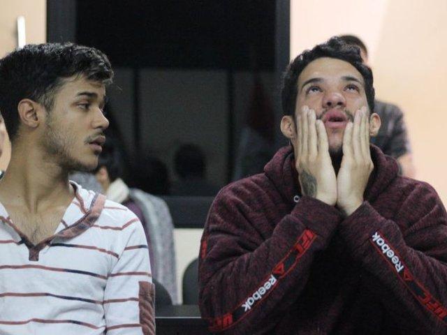 Dictan 15 meses de prisión preventiva para dos implicados en descuartizamiento en SMP