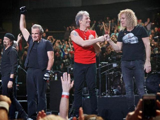 Bon Jovi en Lima: fanáticos acampan en el Estadio Nacional